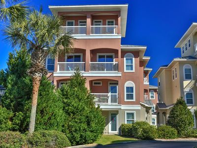Photo for Breathtaking gulf views just steps to the powdery white beaches of the FL coast