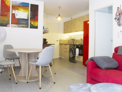 Photo for CHARMING APARTMENT IN TOULOUSE FOR 4 PEOPLE