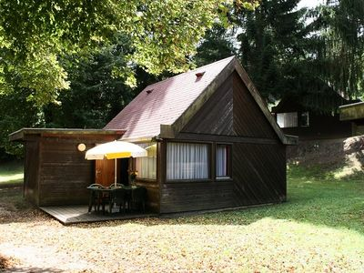 Photo for VVF Villages Les Vosges du Nord *** - 3-room chalet 5 People 1 baby