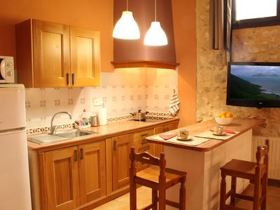 Photo for Casa La Muntanya 2 - Loft in Benimantell, Guadalest Valley