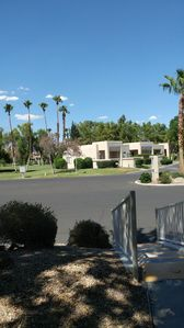 Photo for Palm Springs 2 Bedroom 2 Bathroom, resort living and golf course condo