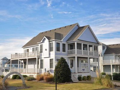 Photo for In My Mind I'm Goin to Carolina: 4 BR / 3 BA house in Corolla, Sleeps 9
