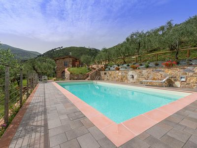 Photo for Il Podere, gorgeous property in Tuscany, with 4 bedrooms, it can accommodate 8 people.