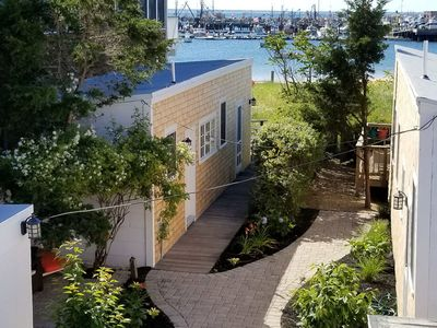 Photo for Cozy Harbor Front One-Bedroom--Awesome Water Views, Beach Access & A/C