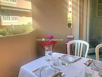 Photo for Appartment in center  Sainte Maxime