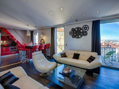Photo for RG Duplex - 4 chambres -  LRA Cannes