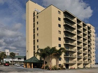 Photo for SUNGLOW RESORT CONDOMINIUMS, DAYTONA BEACH  SHORES, WORLDS MOST FAMOUS BEACH.,