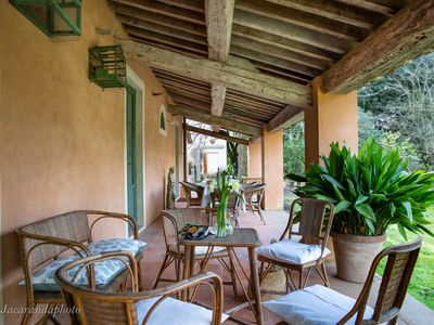 Photo for Historical Tuscan mansion just a few minutes far from the sea