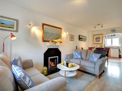 Photo for Vacation home Sarahs View in Wadebridge - Padstow - 4 persons, 2 bedrooms