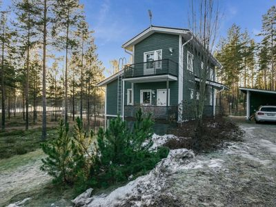 Photo for Vacation home Villa kuoreksenrinne in Puumala - 6 persons, 3 bedrooms