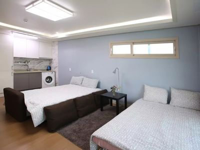 Photo for 1BR Apartment Vacation Rental in Cheju, Jeju-do