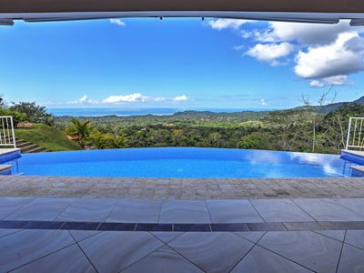 Photo for 'Casa de la Roca' Stunning 3BR Ojochal House!
