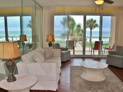 Photo for Sterling Sands 111, 2BR/2BA beachfront condo!