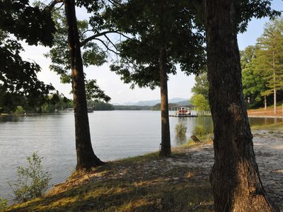 Photo for Lake Chatuge Rental Cabin - Daily, weekly, monthly