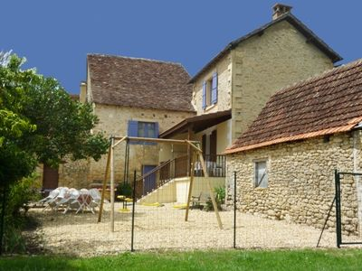 Photo for TO RENT GITE PERIGOURDIN VERY CALM BEAUTIFUL FRAME NEAR SARLAT