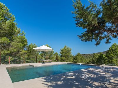 Photo for Villa Capricorn, in Ibiza, with private pool, 3 bedrooms, 6 sleeps