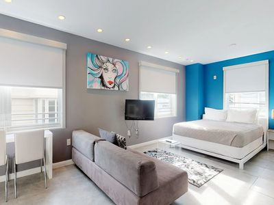 Photo for Studio Vacation Rental in South Beach, Florida