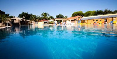 Photo for Camping Club Le Littoral ***** - 3 bedrooms tamarisk