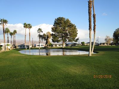 Photo for HOME ON GOLF COURSE in sunny California