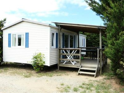 Photo for Camping Mas Llinas *** - Mobil Home Comfort 3 Rooms 4 People