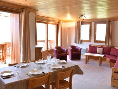 Photo for Apartment Méribel, 2 bedrooms, 6 persons