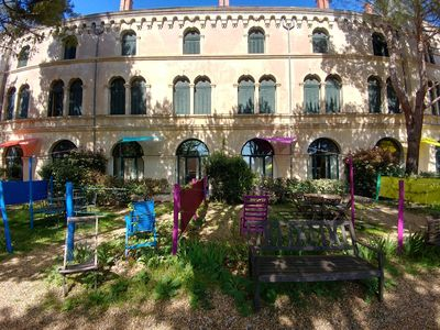 Photo for Gîtes Les Ursulines, a19th century convent converted into 5 charming apartments