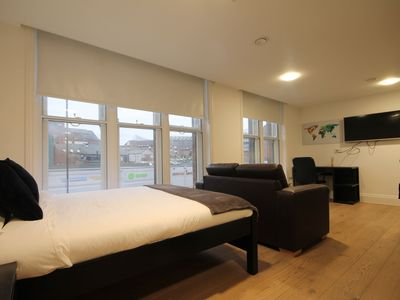 Photo for 1BR Apartment Vacation Rental in Newcastle upon Tyne, Tyne and Wear