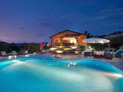 Photo for 5 person holiday home Motovun for 10 persons - holiday home