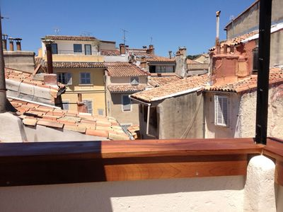 Photo for Little cocoon with terrace in the center of Aix!