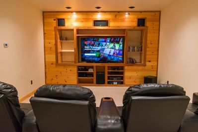 Home Theatre, Lower Level