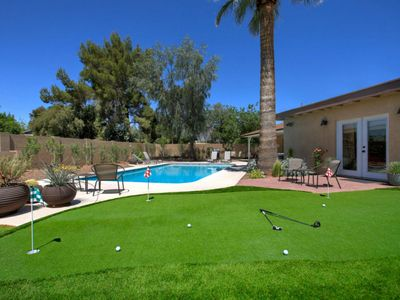 Photo for In the Heart of Scottsdale. Minutes from Restaurants, Shopping and Nightlife.