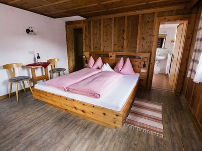 "Photo for Double room ""St. Jakob ""- Guesthouse Berger in St. Jakob in the Defereggental"