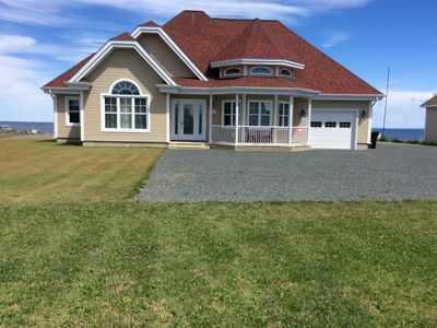 Photo for Beautiful Waterfront Home on the Acadian Shore of Chaleur Bay