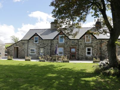 Photo for FARMHOUSE, pet friendly, with open fire in Betws-Y-Coed, Ref 955872
