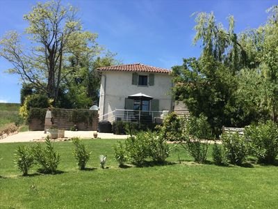 Photo for 1BR Cottage Vacation Rental in Bazordan, Occitanie
