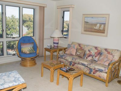 Photo for Soundside Condo with Lots of Amenities and Beach Access!