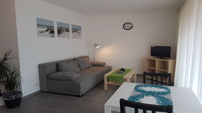 Photo for Large quiet apartment with conservatory and terrace!