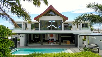 Photo for Villa Of Champions 5 Bed, Sleeps 10 in Phuket by HVT
