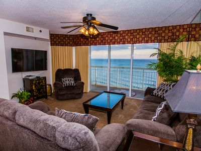 Photo for Reduced !Rare 4/4 @ Crescent Shores #1703*Hot Tub*Lazy River*Indoor Pool*Gym*