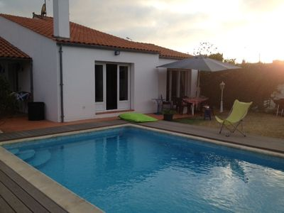 Photo for rental villa with pool