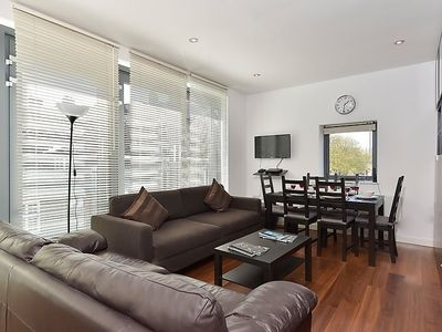 Photo for Apartment 567 m from the center of London with Internet, Washing machine (317195)