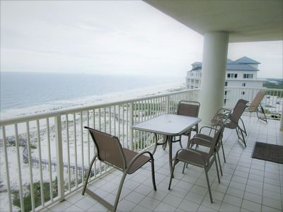 Photo for Bristol 1510 Luxury Corner Condo-Sweeping Direct Gulf Views-WIFI-Upgraded TVpkg