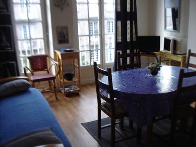 Photo for APARTMENT WELL LOCATED IN ST MALO