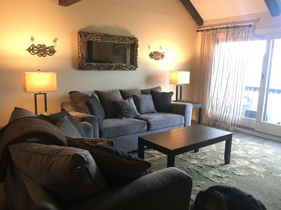 Photo for Slopeside Townhouse right on Camelback Mountain