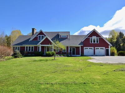 Photo for Spacious country home with great access to the outdoors