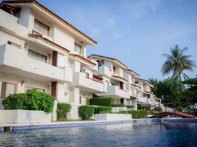 Photo for Barra de Navidad 2 Bedroom Villa with Resort Pools, Aquabar, Restaurant & More!