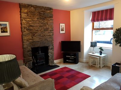 Photo for Traditional Lakeland Stone Cottage, Bowness on Windermere