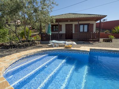 Photo for Cozy House with Pool (Tranquila)