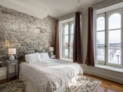 Photo for 202-Le Champlain/Old Quebec 3 Bedroom Spacious Condo with View