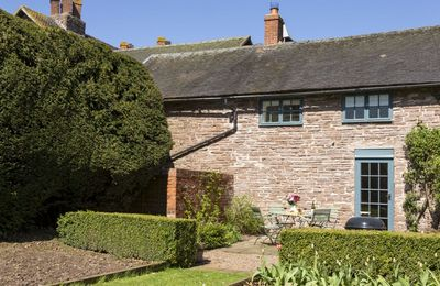 Photo for A delightful cottage situated just five miles from Leominster with extensive grounds.